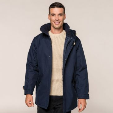 Kariban Padded Parka Jacket KB677